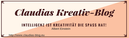 Claudias Kreativ-Blog